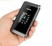 Phone Flip GSM 360P FM Detachable 1200mAh 2 SIM Camera Single Core Spreadtrum