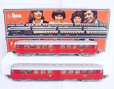 Lima HO 1:87 DB ETA 150 Motorized DIESEL MULTIPLE 2 UNIT Train Set MIB`78 RARE!
