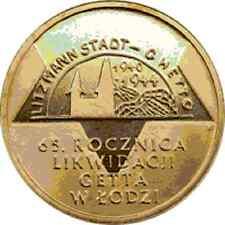 Poland / Polen 2009 - 2zl 65th Anniversary of the Liquidation of the Lodz Ghetto