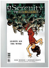 Serenity: Firefly Class 03-K64 - Leaves On The Wind #3 Jeanty / 2014 Dark Horse