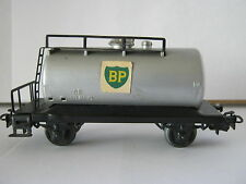 Märklin HO 4501 Kesselwagen BP BtrNr - DB (RG/BK/7S3L3)