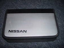 2007 2008 2009 NISSAN TITAN MAXIMA 350Z ALTIMA OWNERS MANUAL ZIPPERED CASE
