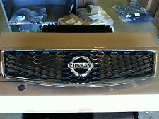 NEW OEM 2008-2012 NISSAN SENTRA REPLACEMENT GRILLE - GREY WITH SPORT PACKAGE
