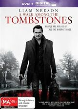 A Walk Among The Tombstones (DVD, 2015)