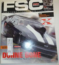 FSC Magazine Dunne Gone Camaro Driver Wins Super Bowl V November 2010 011515R