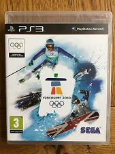 Vancouver 2010 (unsealed) - PS3 UK Release New!