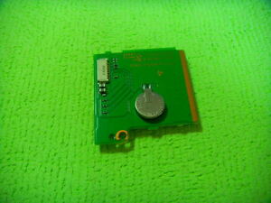 GENUINE CANON VIXIA HF R800 SD CARD BOARD PARTS FOR REPAIR
