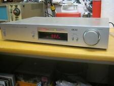 AKAI AT-K22L Stereo Tuner + Power Lead