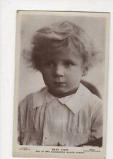 Baby John Son of Actress Gladys Cooper Vintage RP Postcard 470a