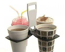 Carryaround Plegables Café Taza Caliente Soporte Portador De Cerveza Pinta bebida no alcohólica