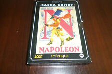 NAPOLEON 1ere ET 2eme EPOQUE - SACHA GUITRY / COFFRET 2 DVD RENE CHATEAU