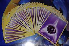 Lot 50 cartes énergie psy Pokémon