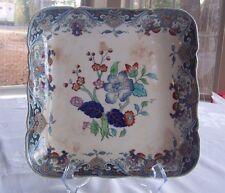 Vintage Royal Doulton Matsumai Square Plate/Tray