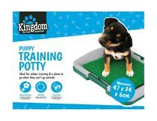Dog Animal Puppy Pet Potty Training Pad Toilet Litter Mat Tray Grass 47cm X 34cm