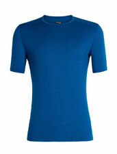 Icebreaker Oasis SS Crew Shirt (M) Isle