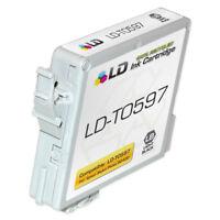 LD T059720 T0597 Light Black Reman Ink Cartridge for Epson Printer