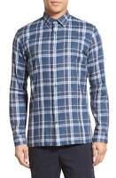 * NWT VINCE Trim Fit Plaid Sport Shirt NWT, 2XL XXL