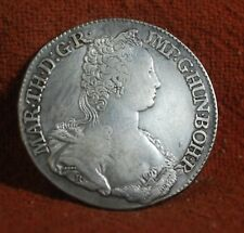 1750 R Austrian Netherlands Maria Theresa Silver Ducaton Extra Fine KM #8