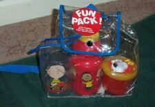 Charlie Brown and Snoopy Fun Pack