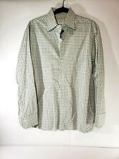 Armani Collezioni Long Sleeve Dress Shirt Size 39