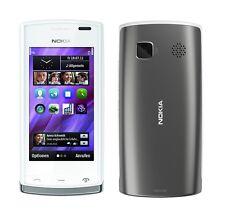 Nokia 500 White Dark Silver Smartphone RM 750 Weiss Ohne Simlock NEU