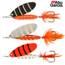 ABU GARCIA CLASSIC REFLEX SPINNER LURES 7g PACK OF 3 1109918