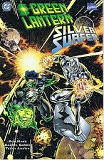 Green Lantern Silver Surfer by Ron Marz (1995, PB) DC Marvel Crossover OOP
