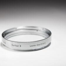 Vintage Carl Zeiss B57  Softar II Lens Filter Germany