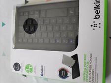 Etui clavier universel Bluetooth BELKIN NEUF pour tablettes smartphones