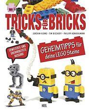 LEGO TRICKS Die Geheimtipps der Legoprofis Ratgeber Bautechniken Baupläne Buch