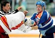 Marty McSorley - Hockey Fights DVD - 1983 - 2001 + Joey Kocur Rangers Bonus