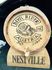 5L (1.32gal) hungarian oak barrels for wine, whiskey & beer