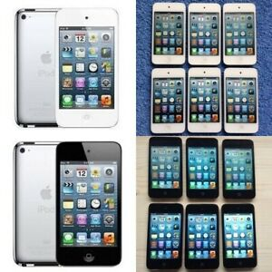 Apple iPod touch 4th generation 8GB 16GB 32GB 64GB FULLY WORKING BLACK WHITE