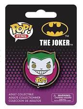 DC Universe JOKER Funko Pop! Pin NIP free shipping