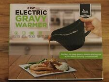 Eco + Chef 2 Cup Electric Gravy Warmer - New in Box