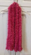 BELLA BELLA Sciarpa Rosa-davvero incantevole Colore & Lovely contro la pelle
