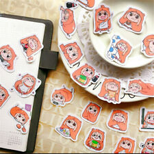 Himouto! Umaru-chan Suitcase Stickers Phone Stickers Decal Cute 24pcs/set