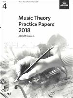 Music Theory Practice Papers 2018 ABRSM Grade 4 Past Exams SAME DAY DISPATCH