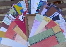 Paper Mix 30 Sheets30x30cm Various Patterns Great for Scrapbook & Card Making