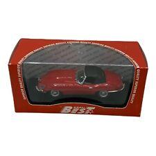 Best 1/43 Jaguar E Type Spyder Elton John Personal Car Made in Italy