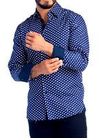 Men's  AMERICAN BREED designer shirt,modern / slim fit