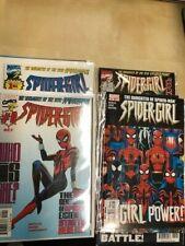 COMPLETE SET SPIDERGIRL #1-91  MARVEL SPIDERMAN VENOM