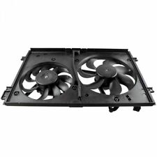 Dual Radiator Cooling Fans & Motors NEW for Audi VW