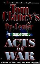 Acts of War (Tom Clancy's Op-Center, Book 4) by Rovin, Jeff, Pieczenik, Steve, C