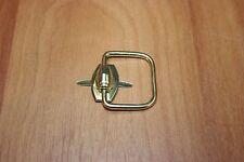 Accessoire Maroquinerie  Anneaux 28x23 + Fixation pour passage de Sangle 26 mm