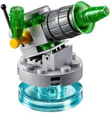 Dimensiones de Lego Juguete más delgado 3-1 Modelos. Etiqueta. Ghostbusters. 71241.