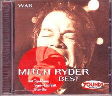 ZOUNDS - MITCH RYDER - War - Best - rare audiophile CD 1999 dig. rem.