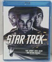 Star Trek (Blu-ray 2010) New