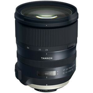 Tamron SP 24-70mm F2.8 G2 Di VC USD Lens Nikon Mount