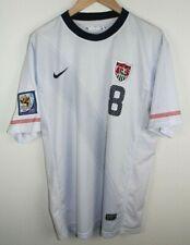 Nike USA National Team Soccer Jersey Size L/XL #8 Clint Dempsey 2010 World Cup